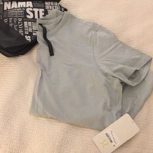 NWT Lululemon Mens 5yr Basic Tee L